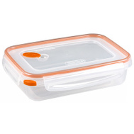 Sterilite 03211106 5.8 Cup Rectangular Food Container