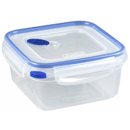 Sterilite 03324706 5.7 Cup Square Food Container