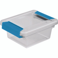 Sterilite 19698606 Box Clip Mini Clear