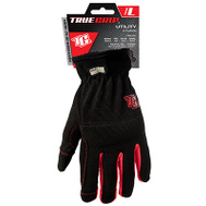 Big Time Products 9083-21 Hi Performance Synthetic Leather Palm Gloves Large