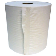 North American Paper 893606 Clasichw Rltowel Wt 800 6 Pack