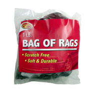 Tiger Accessory Group 2-2548 LB Bag Of Rags