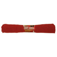Tiger Accessory Group 3-5918 Red Shop Towel 5 Pack