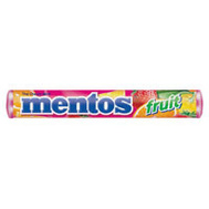Continental Concession VAM4181 Mentos Fruit Rolls 1.32 Oz