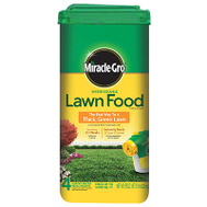 Scotts Miracle Gro 1001834 Miraclegro 5 Pound Lawn Food