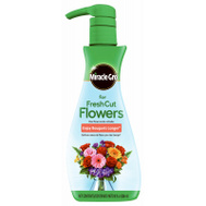 Scotts Miracle Gro 101560 Fresh Cut Flower Food 8 Ounce Pump Bottle