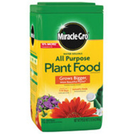 Miracle Gro 1011410 Food Plant All Purpose 5.5 Pound