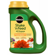 Miracle Gro 3001910 Food Plant All Purpose 4.5 Pound