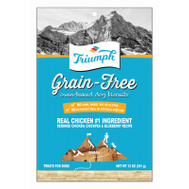 Sunshine Mills 00905 Triumph Dog Biscuit Chkn Grn-Free 12 Ounce