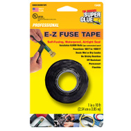 Super Glue Pacer Tech 15408-12 1X10 BLK Silicone Tape