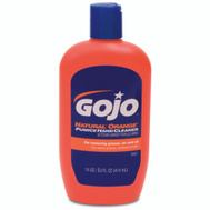 Gojo 0957-12 Hand Clean Pumice 14 Ounce W/Brush