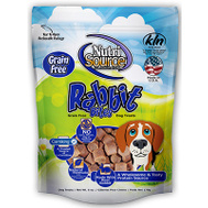 American Distribution 80011 Real Rabbit Dog Treats