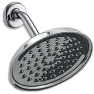 Waterpik RSD-133E Showerhead Single Setting 2Gpm