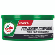 Turtle Wax T-241A Polishing Paste Cmpd Wh 10.5 Ounce