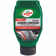 Turtle Wax T415 Compound Rub T415 Prem 18 Ounce