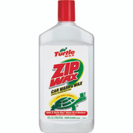 Turtle Wax T75 Zip Wax Turtle Zip Car Wash 16 Ounce