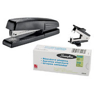 Acco S7054551 Swingline Stapler With Staples And Remover
