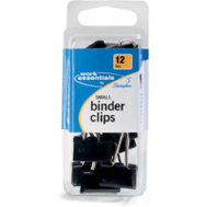 Acco S7071747 Small Binder Clips