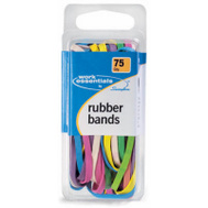 Acco S7071750 75 Count Assorted Rubber Bands