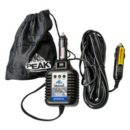 Old World Automotive PKC0AR Peak Car To Car Slow Charger For 12 Volt Battery Systems
