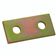 Thomas & Betts ZAB206-10 2Hole Straight Bracket