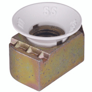 Thomas & Betts ZCM1001/4-10 1/4 Inch 20 Cone Nut