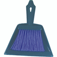 Birdwell Cleaning 376-24 Broom/Pan Mini Poly 9-3/4In