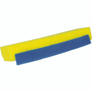 Birdwell Cleaning 381-24 Squeeze Sponge Mop Refill With Scrubber