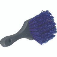 Birdwell Cleaning 465-24 Round Poly Brush W/8In Handle