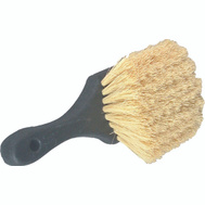 Birdwell Cleaning 472-24 Round Tampico Brush/8In Handle