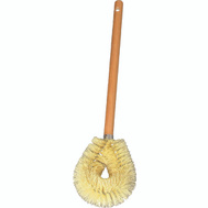 Birdwell Cleaning 733-48 Tampico Wood Bowl Brush