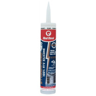 Red Devil 0787 Sealant Silicone Clear 10.1 Ounce