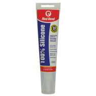 Red Devil 0820 Sealant Sili In Ex Clear 2.8 Ounce