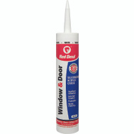Red Devil 0846 Window And Door Siliconized Acrylic Caulk White 10 Ounce