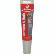 Red Devil 0883 Sealant Ktn Bth Sili Wht 2.8 Ounce