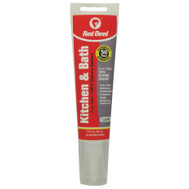 Red Devil 0885 Sealant Ktn Bth Sili Clr 2.8 Ounce