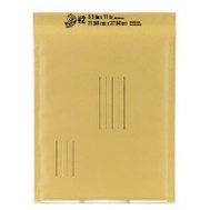 Shurtech 394492 Mailing Envelopes Padded 8 1/2 Inch By 11 Inch