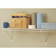 Closet Maid 1041 4 Foot Shelf Kit