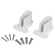 Closet Maid 6620 Non Loaded Pin Wall Bracket Pack Of 2