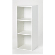 Closet Maid 8987-00 Stackable 3 Shelf Organizer White