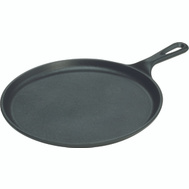 Lodge L9OG3 10 1/2 Round Griddle
