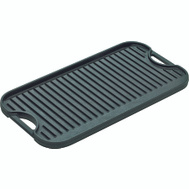 Lodge LPGI3 Griddle Revers Iron 20X10-7/16