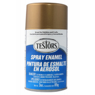 Rust-Oleum 1244T Testor Paint Can Enm Metallc Gld 3 Oz