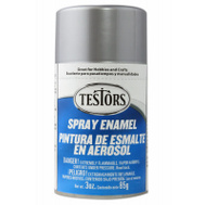 Rust-Oleum 1246T Testor Paint Can Enm Metallc Slv 3 Oz