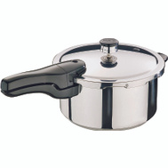 Presto 01341 4 Quart Stainless Steel Pressure Cooker