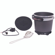 Presto 05411 / 05410 Granpappy 6 Cup Electric Deep Fryer