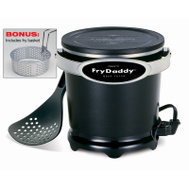 Presto 05425 Fry Daddy Plus Fryer