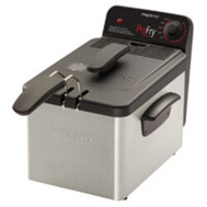 Presto 05462 / 05460 Pro Fry 9 Cup Digital Deep Fryer