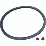 Presto 09902 Pressure Cooker Sealing Ring With Safety Plug