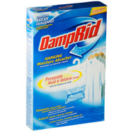 Damp Rid FG80 14 Ounce Closet Hanging Moisture Remover